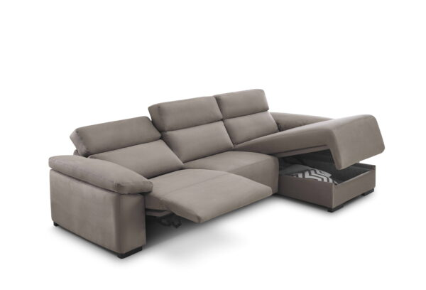 Sofagrup sofa abatible Nora Chaiselongue