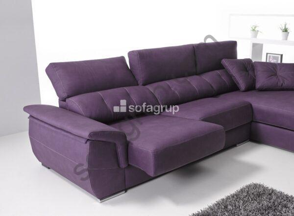 Sofagrup sofa red